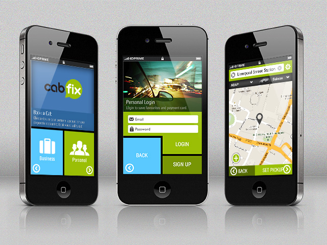 4dprime latest news mobile application development for Designing an iphone app